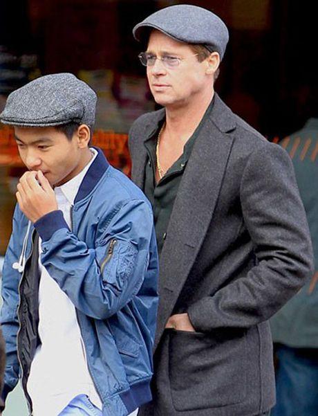 Su that vu Brad Pitt hanh hung con trai tren may bay - Anh 2