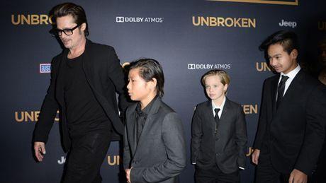 Su that vu Brad Pitt hanh hung con trai tren may bay - Anh 3