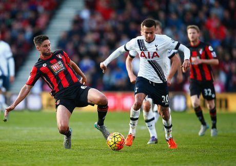 18h30 ngay 22/10, Bournemouth vs Tottenham: Ga trong lai bay cao? - Anh 1