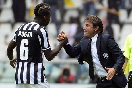 Conte he lo uoc mo lon trong su nghiep Paul Pogba - Anh 1