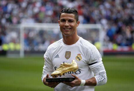 Diem tin chieu 22/10: Ronaldo gap truc trac hop dong; He lo uoc mo cua Pogba - Anh 1