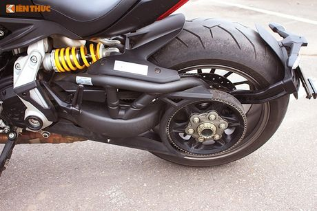 Can canh Ducati XDiavel gia 756 trieu tai Viet Nam - Anh 13