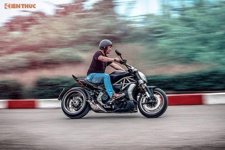 Can canh Ducati XDiavel gia 756 trieu tai Viet Nam - Anh 16
