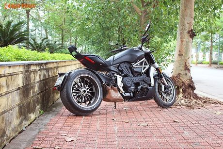Can canh Ducati XDiavel gia 756 trieu tai Viet Nam - Anh 19