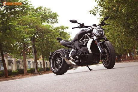 Can canh Ducati XDiavel gia 756 trieu tai Viet Nam - Anh 1