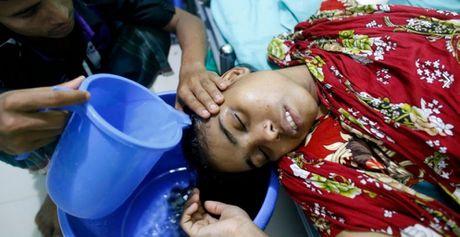 Chum anh ve dieu kien lao dong thieu an toan o Bangladesh - Anh 7