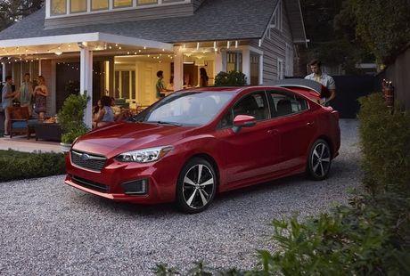 Subaru ra mat Impreza 2017, 'chot gia' 428 trieu dong - Anh 10