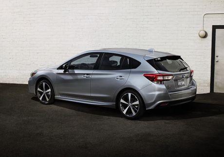 Subaru ra mat Impreza 2017, 'chot gia' 428 trieu dong - Anh 3