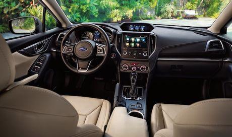 Subaru ra mat Impreza 2017, 'chot gia' 428 trieu dong - Anh 4