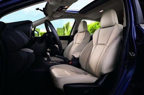 Subaru ra mat Impreza 2017, 'chot gia' 428 trieu dong - Anh 5
