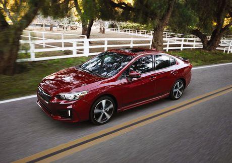Subaru ra mat Impreza 2017, 'chot gia' 428 trieu dong - Anh 7