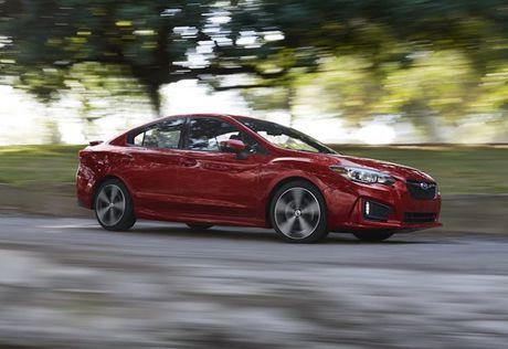 Subaru ra mat Impreza 2017, 'chot gia' 428 trieu dong - Anh 8