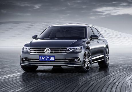 Chi tiet 'xe hop' sang Volkswagen Phideon gia 1,18 ty - Anh 1