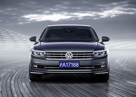 Chi tiet 'xe hop' sang Volkswagen Phideon gia 1,18 ty - Anh 2