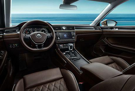 Chi tiet 'xe hop' sang Volkswagen Phideon gia 1,18 ty - Anh 5