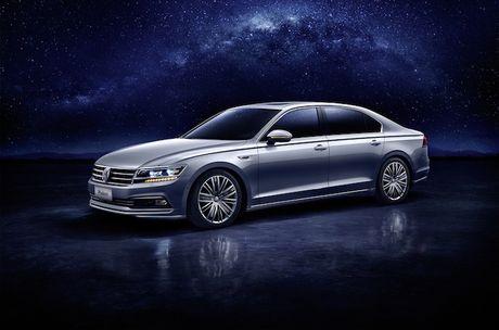 Chi tiet 'xe hop' sang Volkswagen Phideon gia 1,18 ty - Anh 7