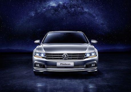 Chi tiet 'xe hop' sang Volkswagen Phideon gia 1,18 ty - Anh 8