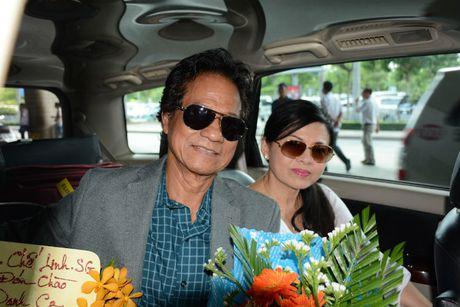 Che Linh dua vo tre ve VN chuan bi cho liveshow tai HN - Anh 11