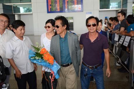 Che Linh dua vo tre ve VN chuan bi cho liveshow tai HN - Anh 2