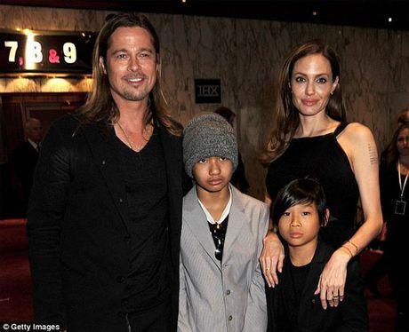 Brad Pitt khong chiu ky don ly hon Angelina Jolie - Anh 2