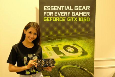 NVIDIA ra mat card GeForce GTX 1050 va 1050 Ti - Anh 1