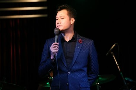 "Quang Dung lan dau ket hop voi ""nang tho"" cua Quoc Bao - Anh 1"