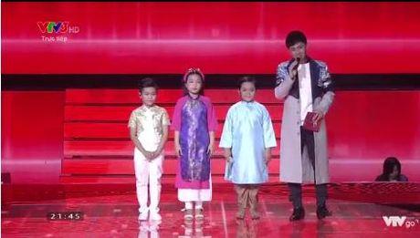 Giong hat Viet nhi 2016 liveshow 6: Thuy Binh gay choang khi hat rock - Anh 10