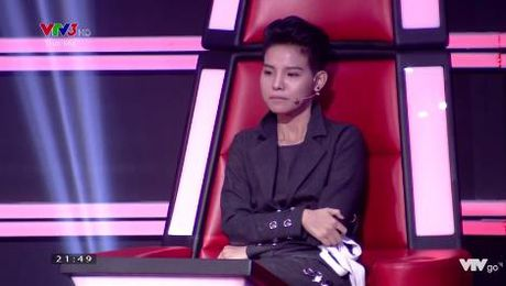 Giong hat Viet nhi 2016 liveshow 6: Thuy Binh gay choang khi hat rock - Anh 12