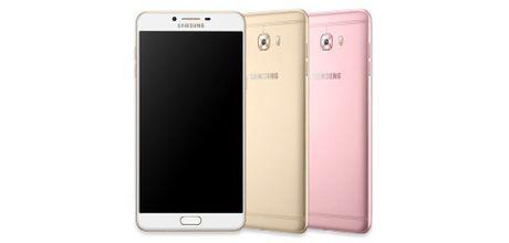 Samsung Galaxy C9 Pro chinh thuc: 6 GB RAM, 6' 1080p, 64GB, gia 472 USD - Anh 2
