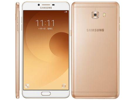 Samsung Galaxy C9 Pro chinh thuc: 6 GB RAM, 6' 1080p, 64GB, gia 472 USD - Anh 3