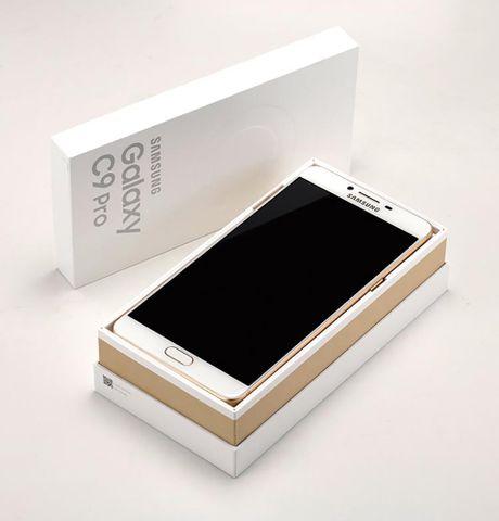 Samsung Galaxy C9 Pro chinh thuc: 6 GB RAM, 6' 1080p, 64GB, gia 472 USD - Anh 5