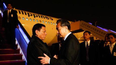 Philippines khang dinh khong cat dut quan he dong minh voi My - Anh 1