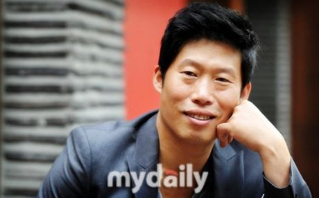 Dien vien Yoo Hae Ji - Chang xau trai may man! - Anh 1