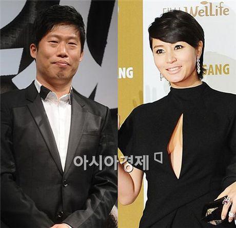Dien vien Yoo Hae Ji - Chang xau trai may man! - Anh 4