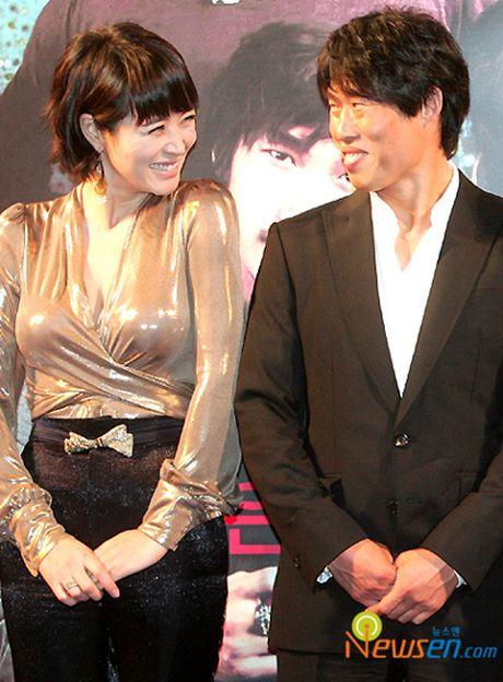 Dien vien Yoo Hae Ji - Chang xau trai may man! - Anh 5