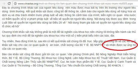 Vinastas tuong 'con voi chui lot lo kim', nhung 2 tu trong quy dinh cua Bo Y te 'minh oan' cho nuoc mam truyen thong! - Anh 2