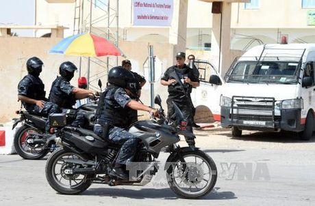 Mot thu linh khung bo IS bi bat giu o Tunisia - Anh 1