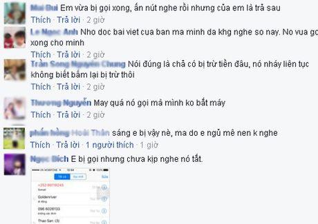 Canh bao 'cuoc goi an cap tien tu dien thoai ve tinh' - Anh 2