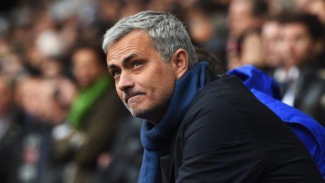 Mourinho phat bieu hai mat truoc dai chien Chelsea - MU - Anh 1