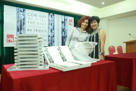 Con gai ba Trieu the ky 21: Chuyen ve nhung nguoi phu nu Viet Nam - Anh 2