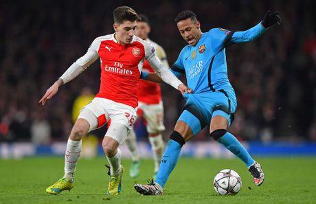 Tin HOT toi 22/10: Sao Arsenal lam be mat Barca, Drogba dinh an phat - Anh 1