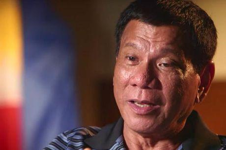 Ong Rodrigo Duterte chi doa chia tay My - Anh 1