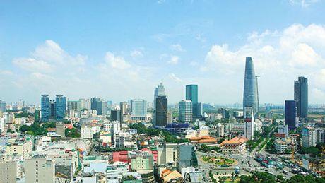 BDS TP Ho Chi Minh: Thua phan khuc cao cap, thieu can ho vua tien - Anh 1