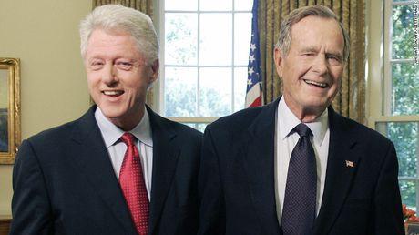 Dieu gi dac biet trong la thu George H.W. Bush gui Bill Clinton? - Anh 2