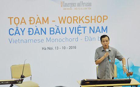 Khang dinh 'chu quyen' cay dan bau Viet Nam - Anh 1