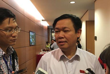 Pho Thu tuong Vuong Dinh Hue: Vay trong kha nang tra, khong noi 'tran' no cong - Anh 1