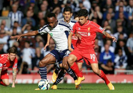 Liverpool – West Brom: Ky da can mui - Anh 1