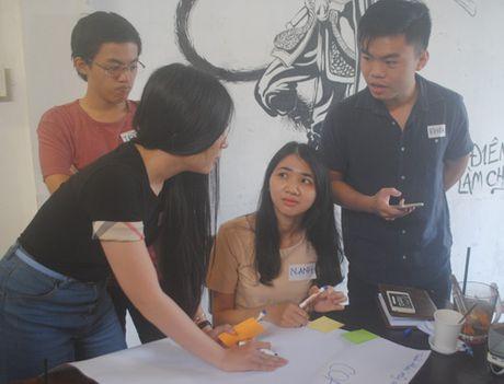 "Can phai co nguoi ""soi"" diem yeu nhan su trong nhom startup - Anh 1"