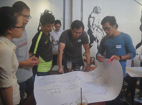 "Can phai co nguoi ""soi"" diem yeu nhan su trong nhom startup - Anh 2"