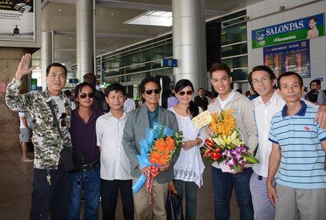 Che Linh rang ro cung vo ve Viet Nam chuan bi cho liveshow tai Ha Noi - Anh 6